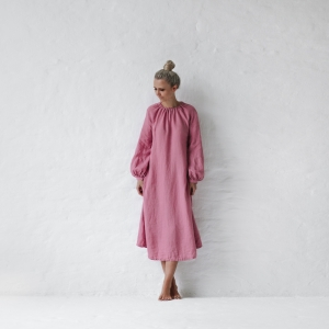 Boho dress blossom pink